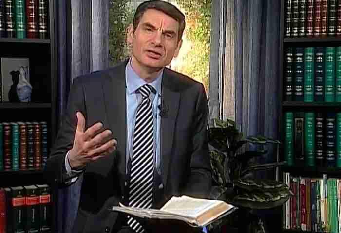 Gesù è il Messia pastore antonio vitale
